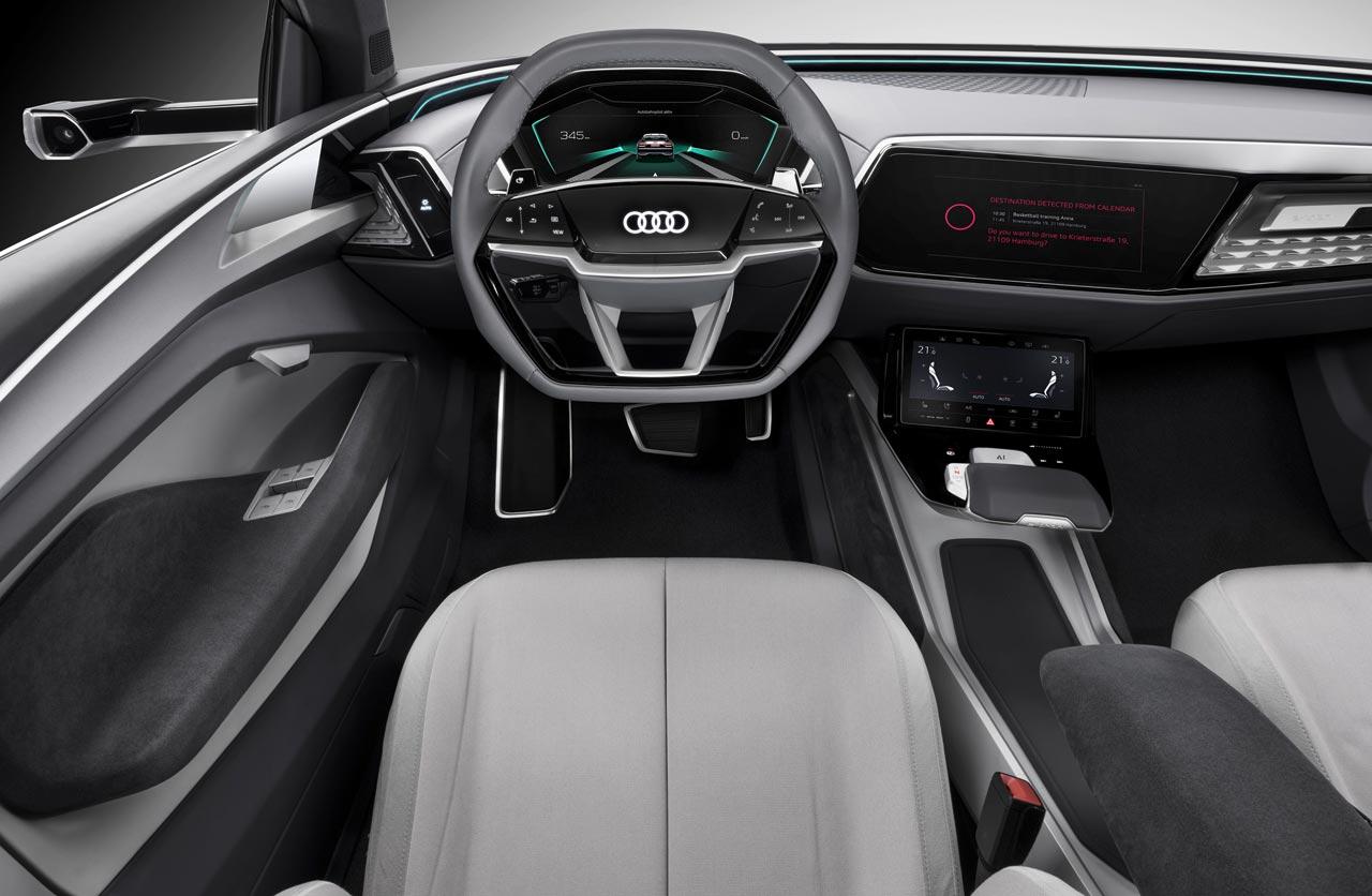 Interior Audi Elaine