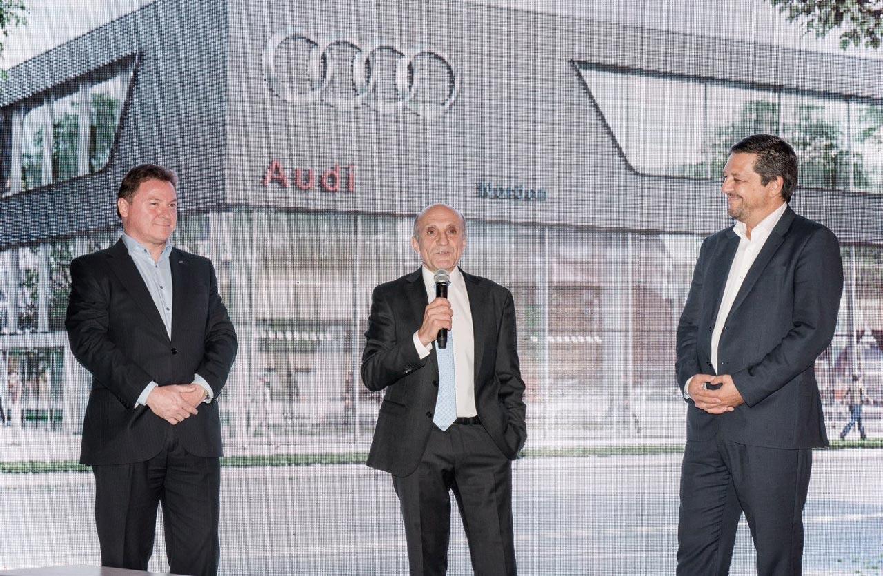 Se viene el primer Audi Terminal de Buenos Aires