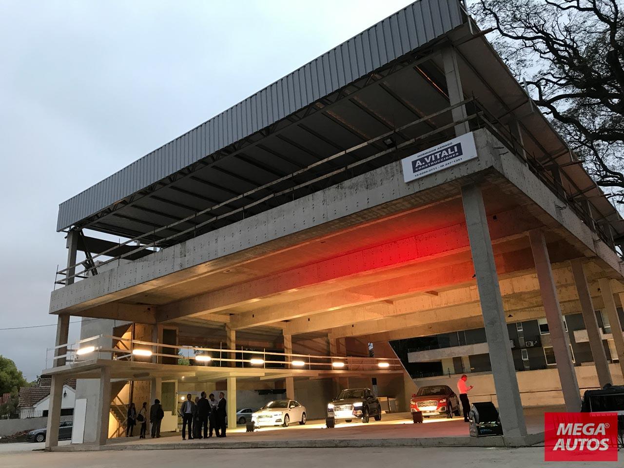 Audi Terminal en San Isidro