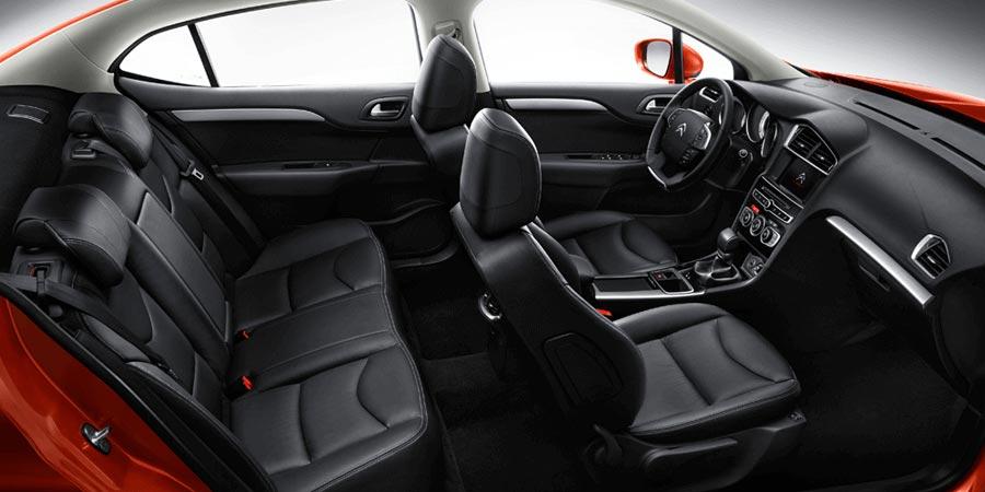 Interior Citroën C4L China