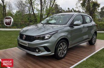 Fiat lanzó el Argo en Argentina