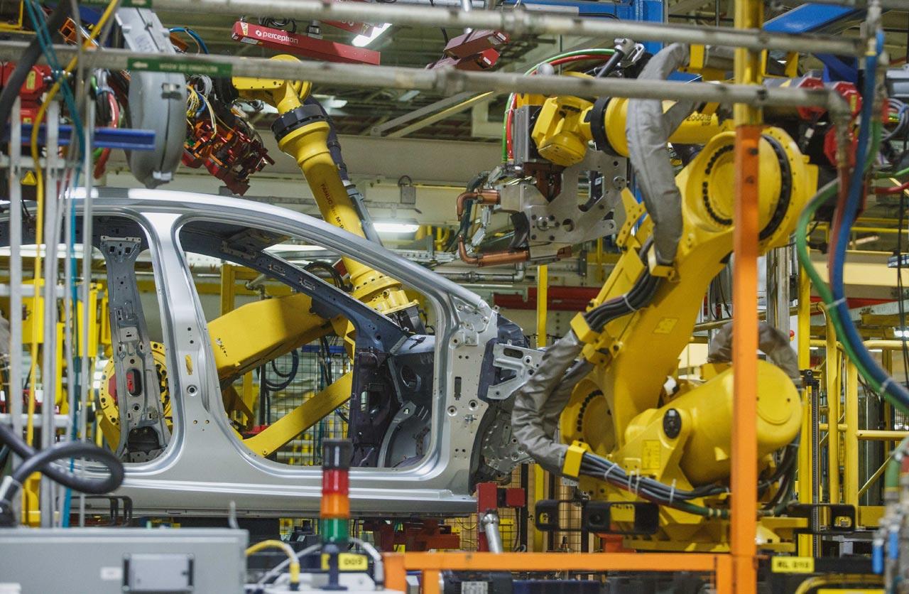Rebote de la producción de vehículos