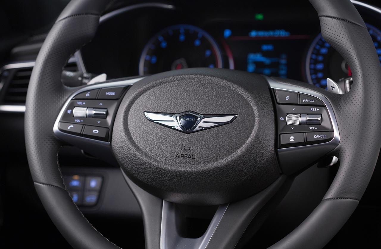 Interior Hyundai Genesis G70