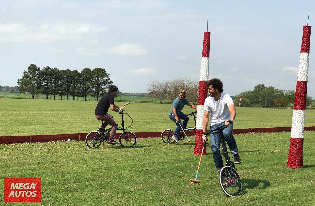 Bike Polo La Aguada