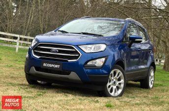 Primer contacto con la nueva Ford EcoSport