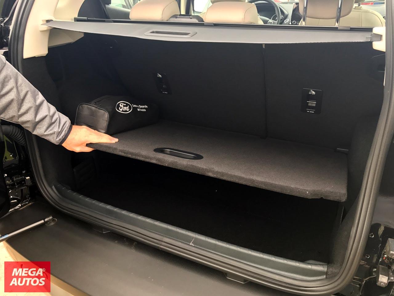 Baúl Nueva Ford EcoSport