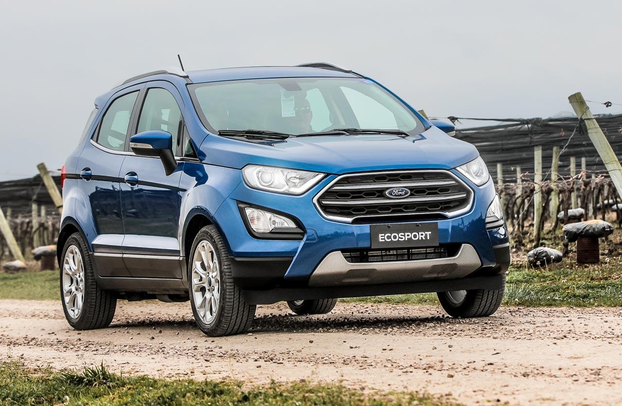 Ford EcoSport 2019, con más tecnología