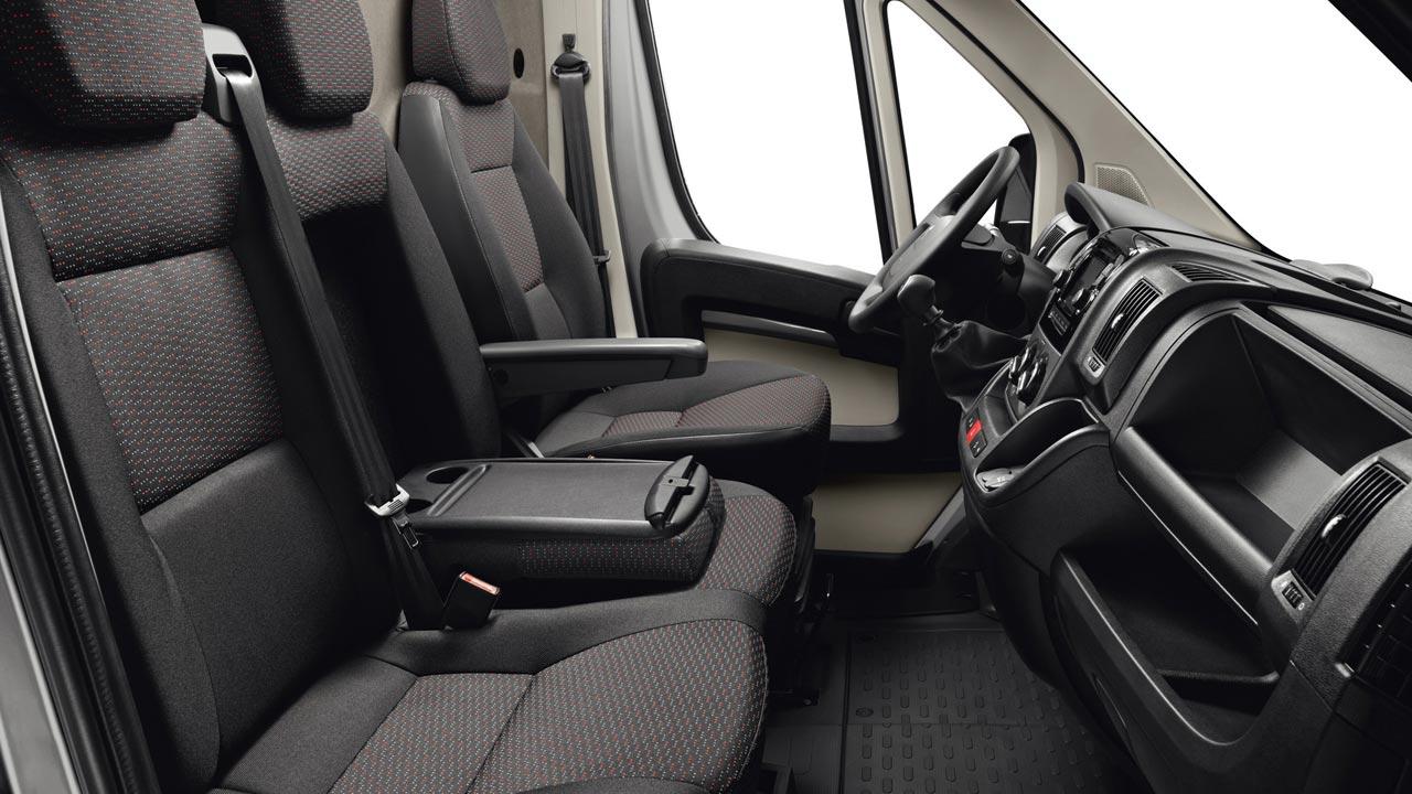 Interior Peugeot Boxer