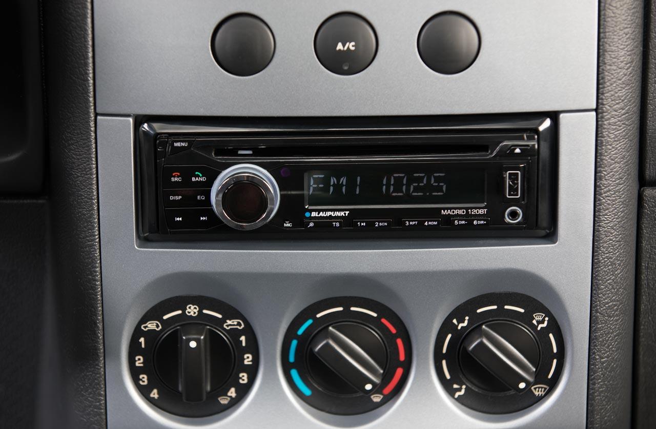 Radio Peugeot Partner Furgón