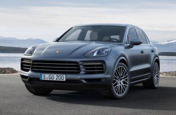 Así es la nueva generación del Porsche Cayenne