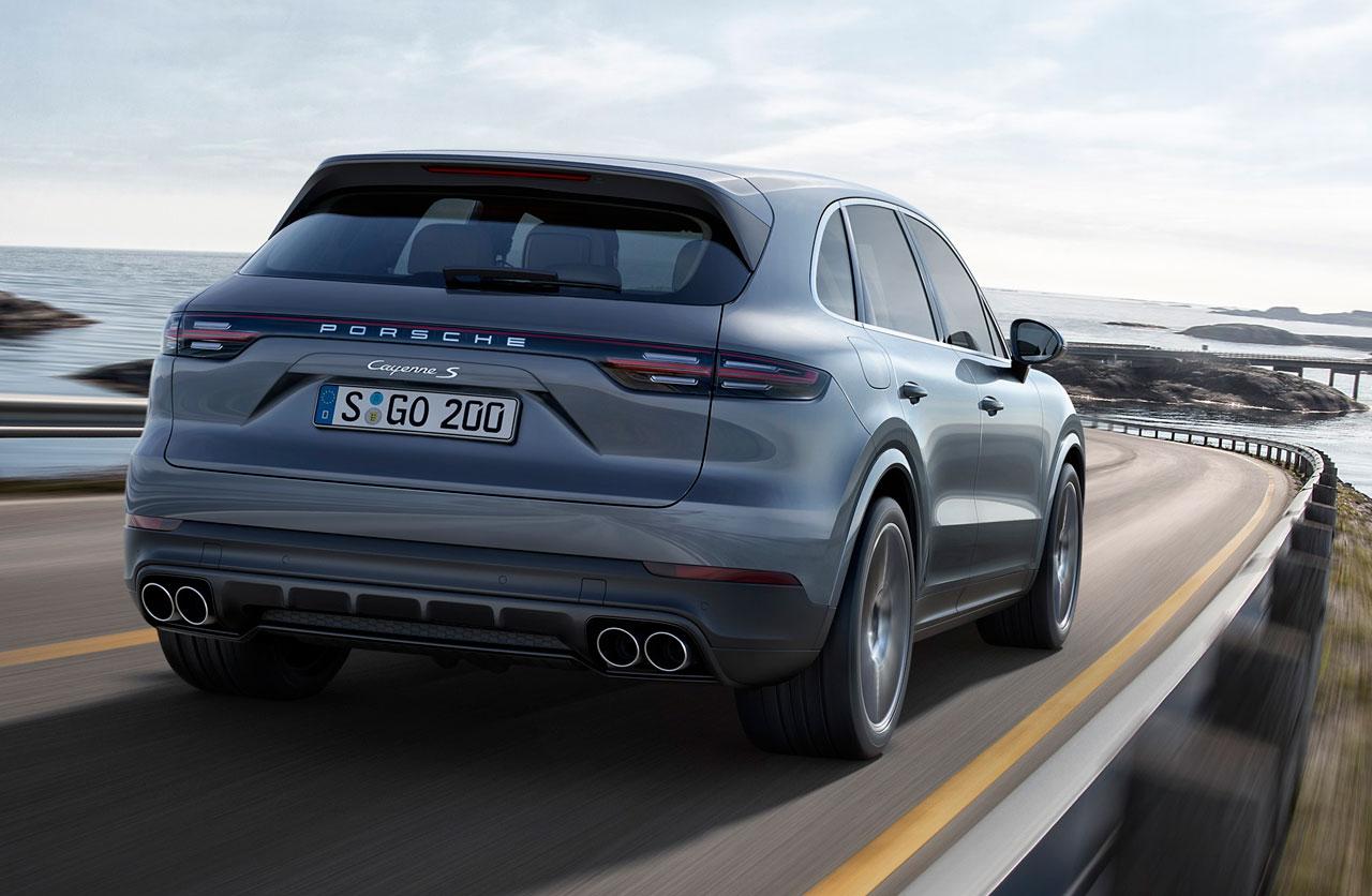 Nuevo Porsche Cayenne