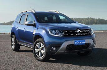 La nueva Duster, vestida de Renault