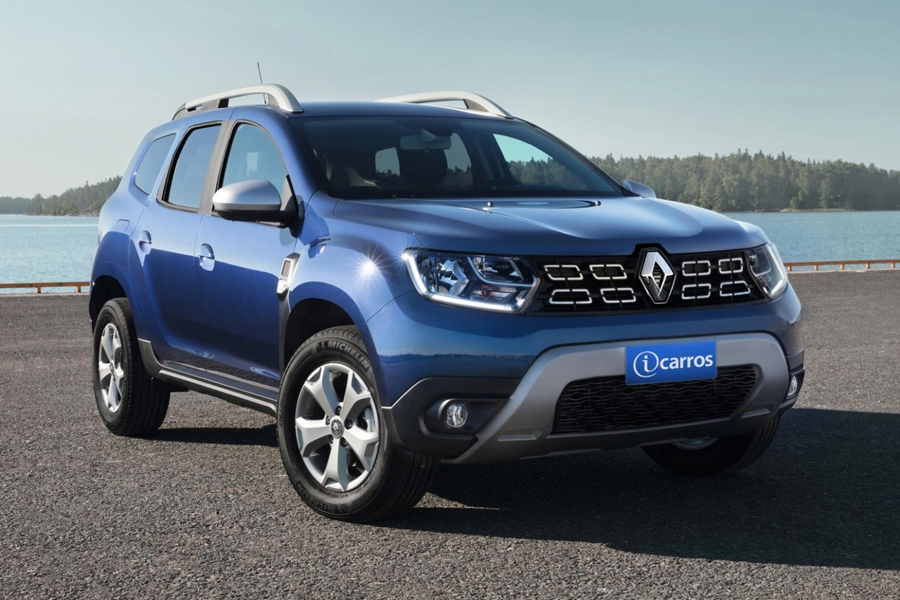 Renault Duster iCarros