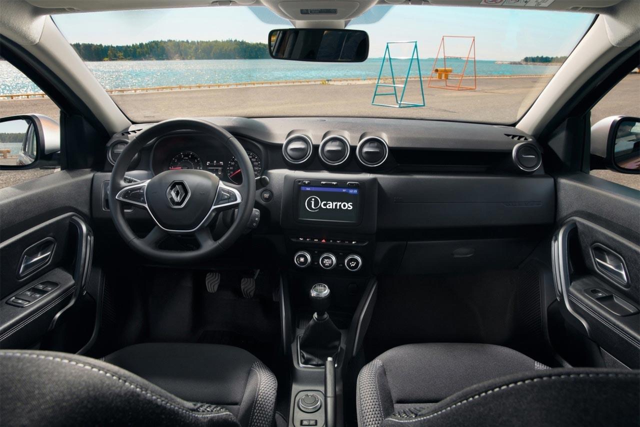 Interior Renault Duster iCarros