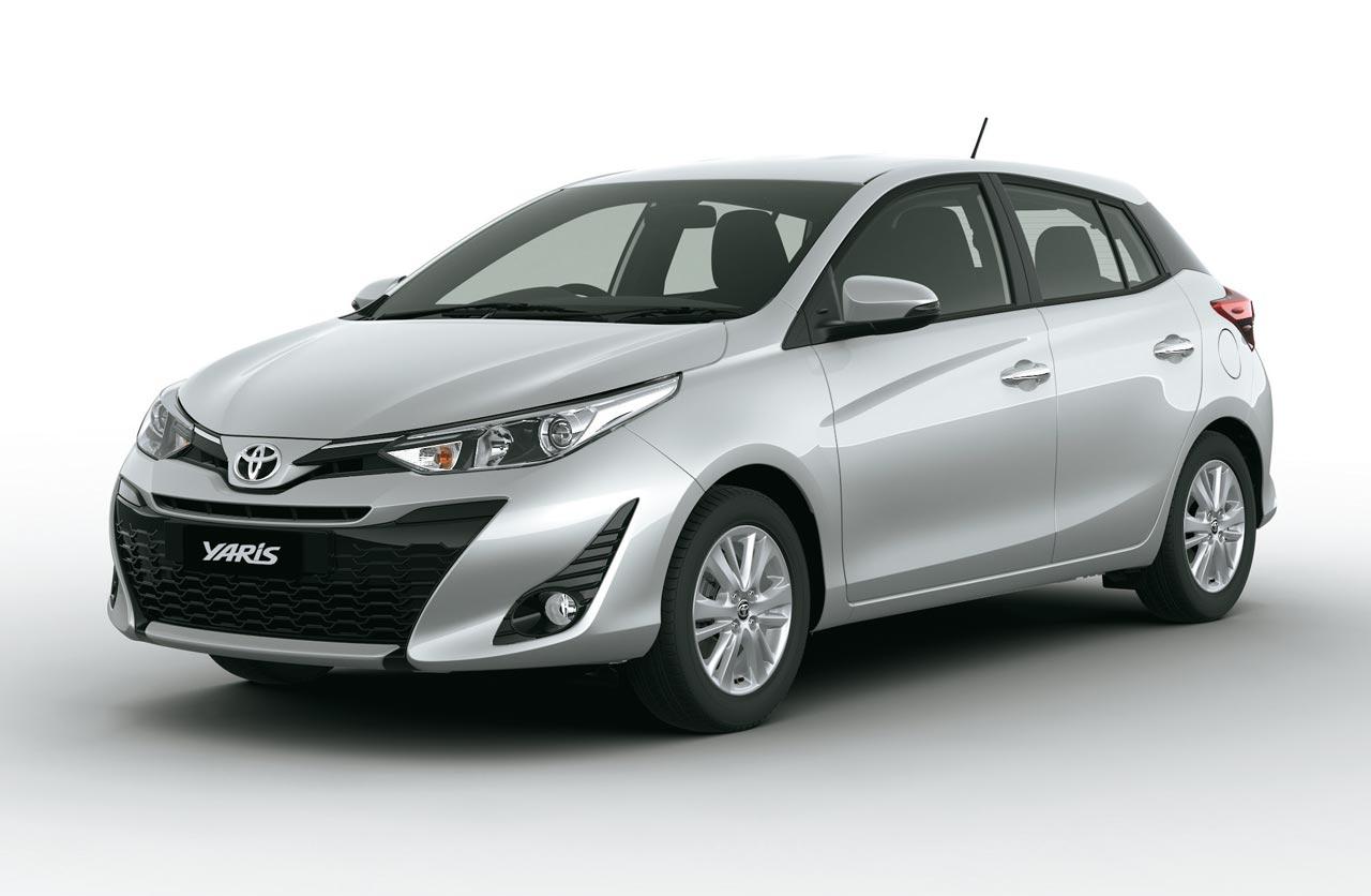 Toyota Yaris2018