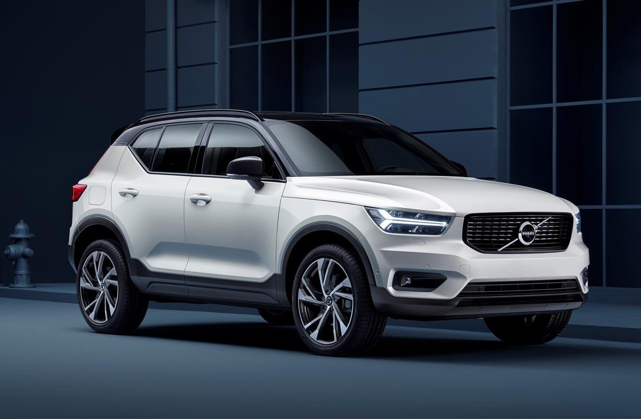XC40, el nuevo SUV de Volvo
