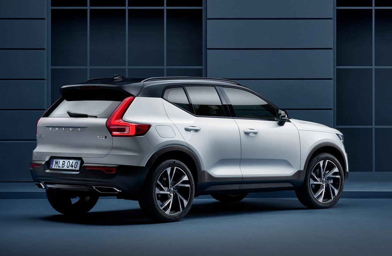 xc40 el nuevo suv de volvo mega autos. Black Bedroom Furniture Sets. Home Design Ideas