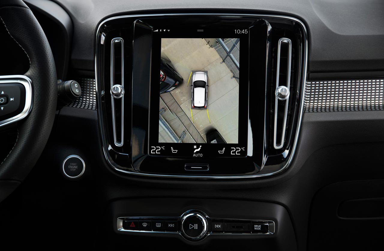 Interior Volvo XC40