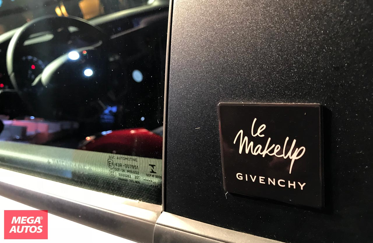 DS 3 Givenchy Le Make Up