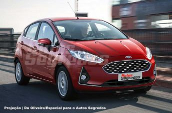 Así podría lucir el futuro Ford Fiesta regional