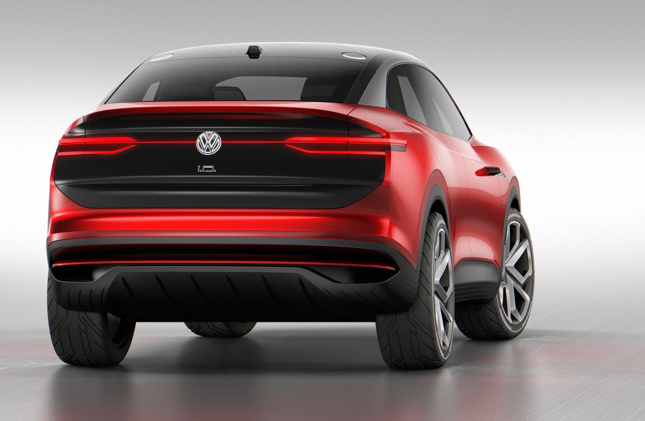 VW I.D. Crozz II