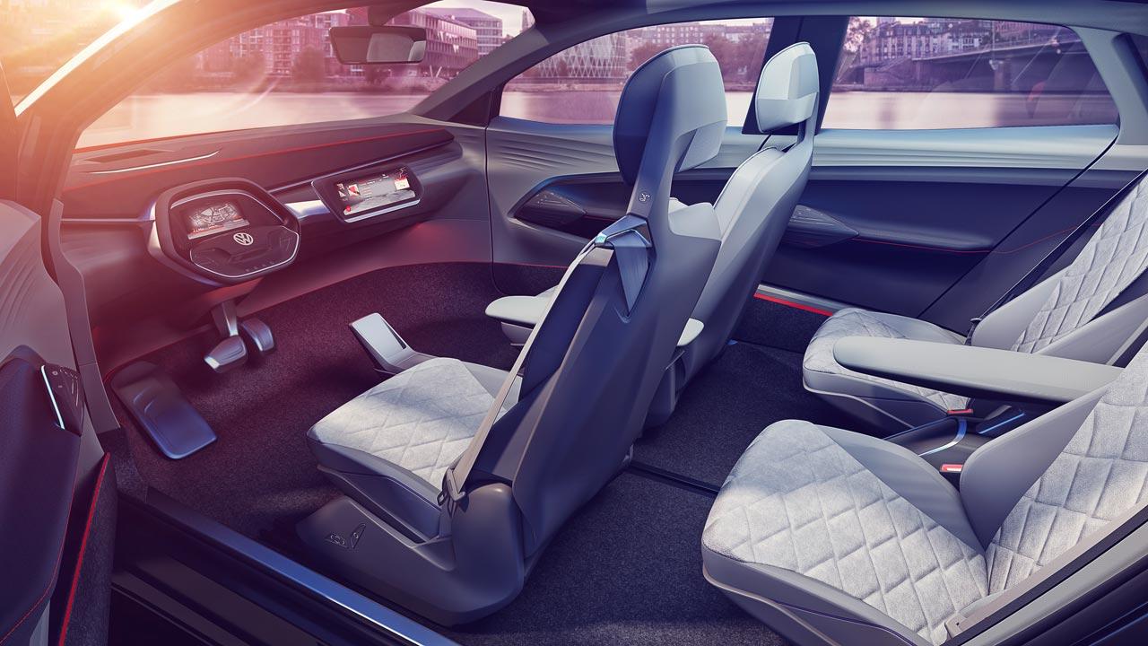 Interior VW I.D. Crozz II