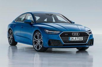 Así es la nueva generación del Audi A7 Sportback