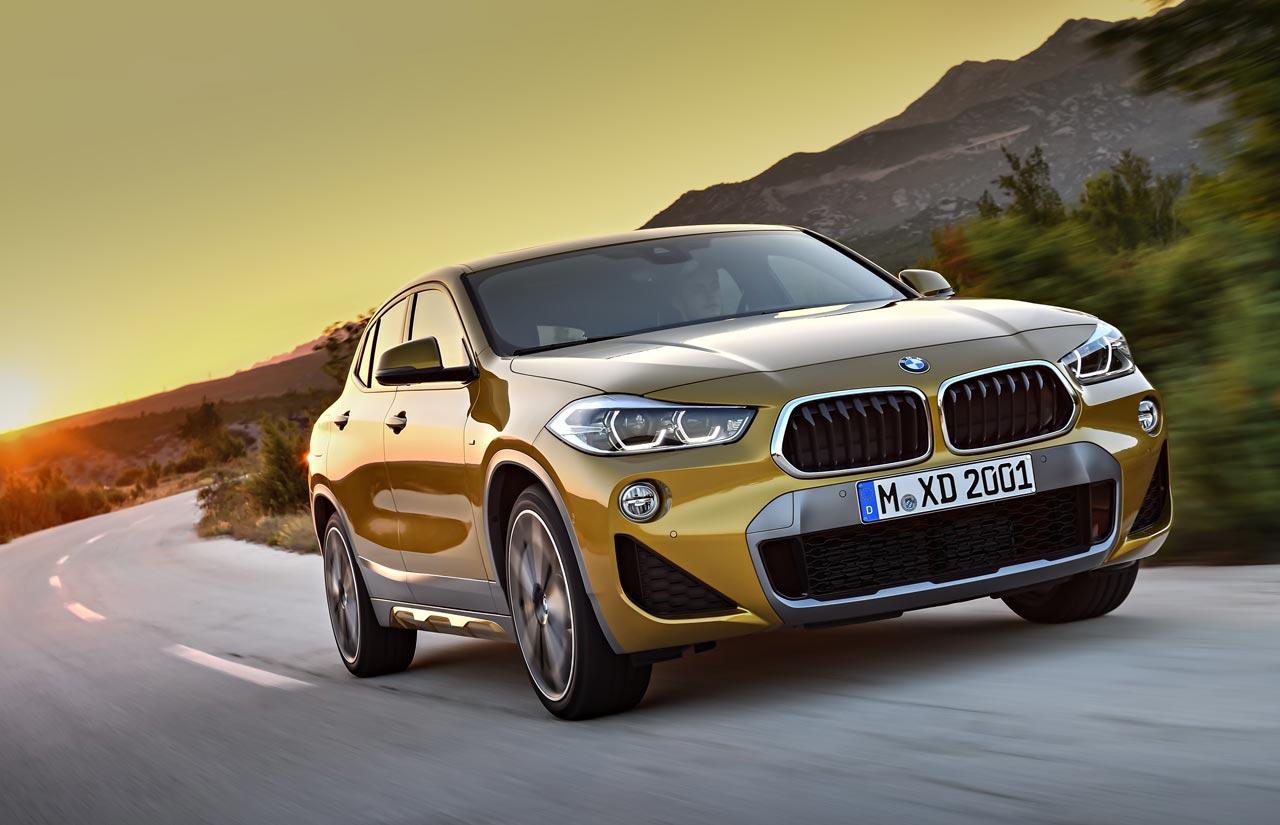 X2, lo nuevo de BMW en el mercado argentino