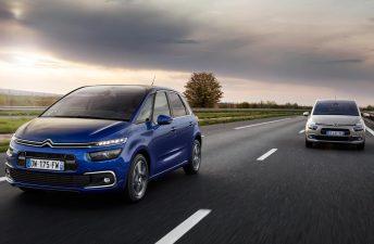 Hito: 500.000 unidades vendidas para el Citroën C4 Picasso