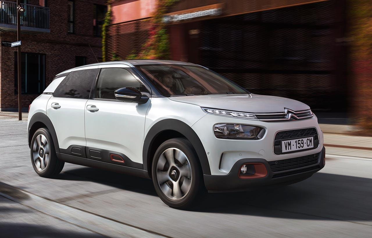 Citroën renovó el C4 Cactus que llega a Argentina