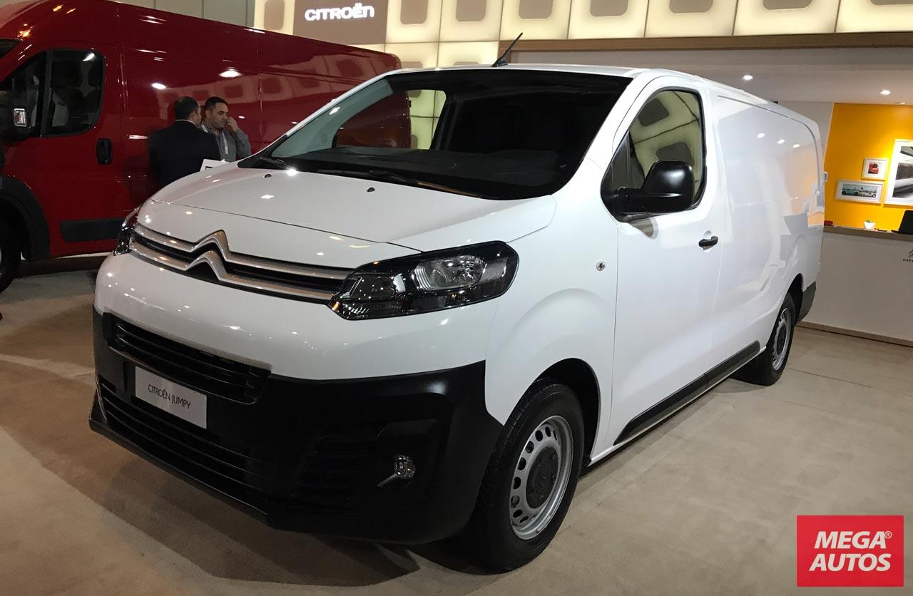 Citroën Argentina lanzó el Jumpy: cuesta 538.500 pesos