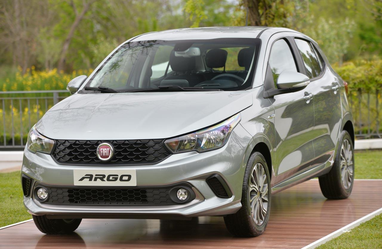 Fiat Argo, ahora con ESP de serie