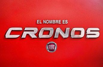 Cronos, el nombre del nuevo sedán argentino de Fiat