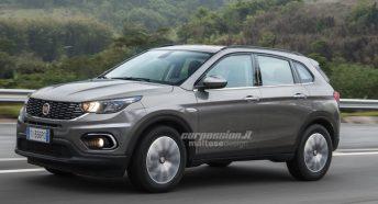 ¿Fiat planea un SUV con el estilo del Argo?