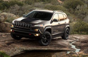 Jeep lanzó la Cherokee Trailhawk en Argentina
