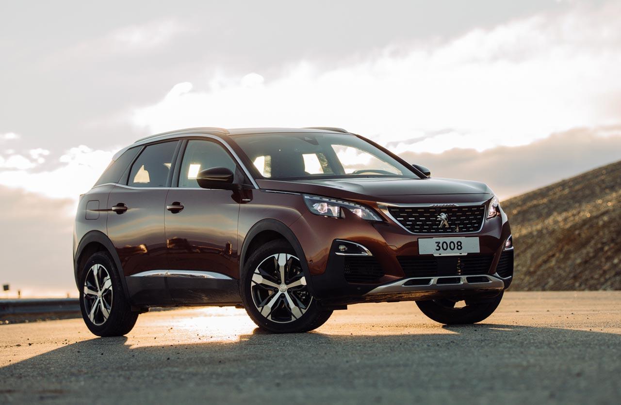Peugeot 3008, todavía más completo y tecnológico