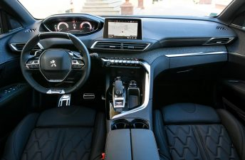 Cómo es el i-Cockpit del nuevo Peugeot 3008