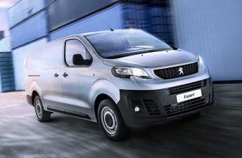 Nueva Peugeot Expert, a la venta en Argentina