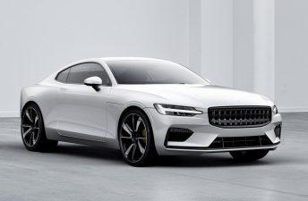 Polestar 1, el deportivo híbrido de la marca de Volvo