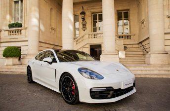 El nuevo Porsche Panamera ya está en el mercado argentino