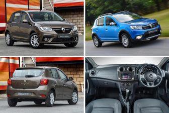 Renault Logan y Sandero: rediseño a la vista