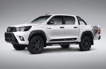 La Toyota Hilux sumó la variante Limited