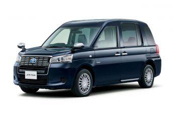 Toyota lanzó el original JPN Taxi en Japón