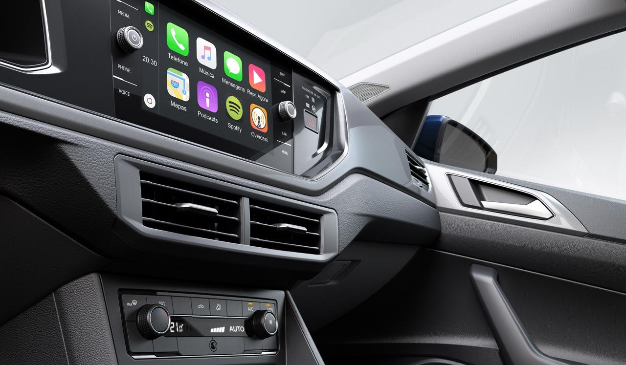 Interior Nuevo VW Polo