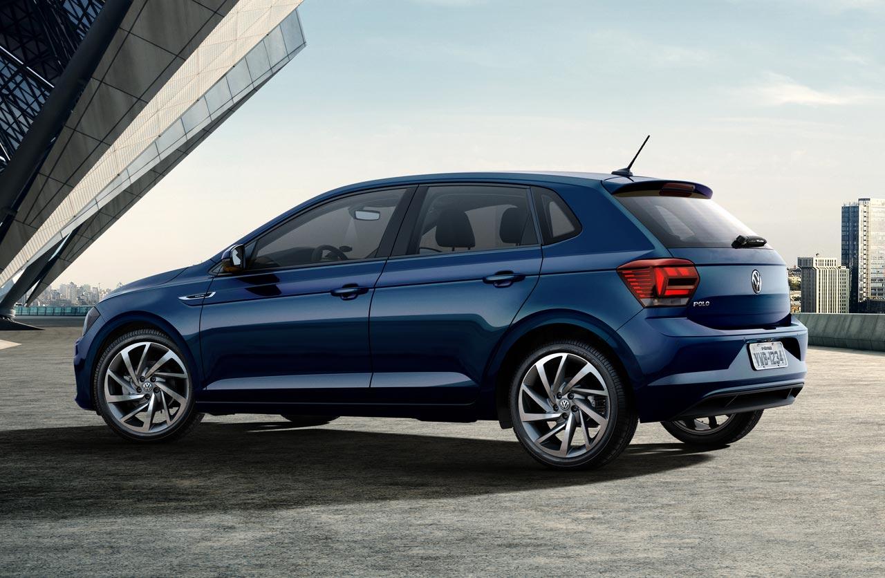 Volkswagen Present 243 El Nuevo Polo Para Argentina Mega Autos