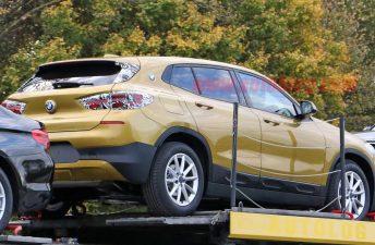 Piedra libre para el inédito BMW X2