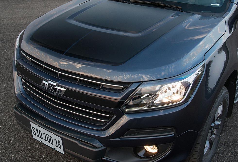 Chevrolet S10, con serie especial por los 100 años - Mega ...