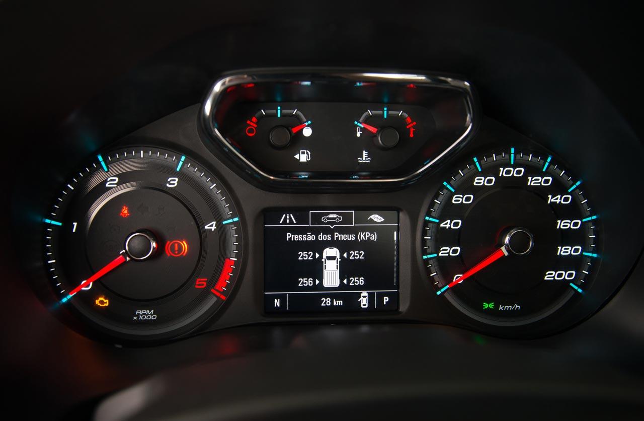 Tablero Chevrolet S10 100 Años
