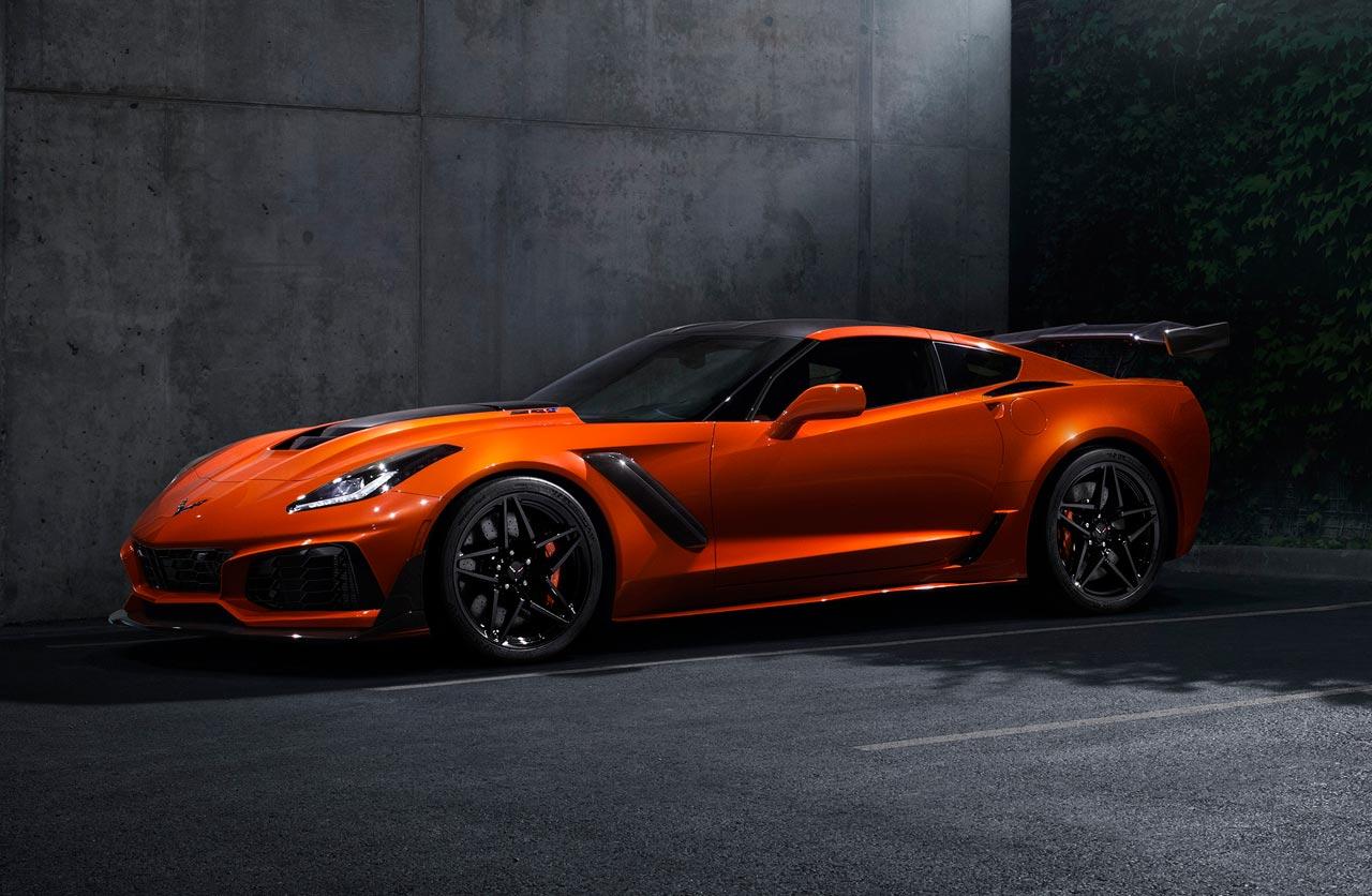 ZR1, la máxima expresión del Chevrolet Corvette