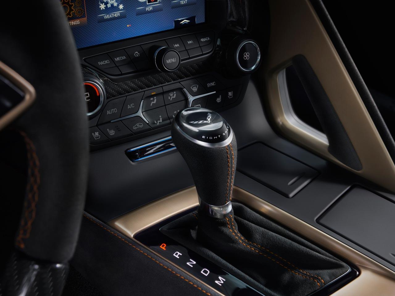 Transmisión Chevrolet Corvette ZR1